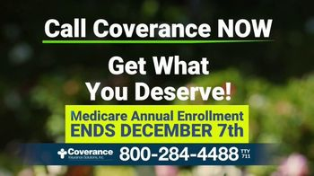 Coverance Insurance Solutions, Inc Medicare Advantage Plans TV Spot, 'Payback Time' Featuring Kelsey Grammer - Thumbnail 4