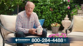 Coverance Insurance Solutions, Inc Medicare Advantage Plans TV Spot, 'Payback Time' Featuring Kelsey Grammer - Thumbnail 5
