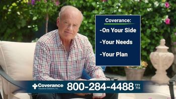 Coverance Insurance Solutions, Inc Medicare Advantage Plans TV Spot, 'Payback Time' Featuring Kelsey Grammer