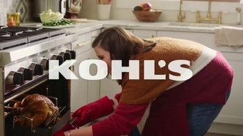 Kohl's TV Spot, 'Cozy Must Haves, Holiday Decor and Food Network' - Thumbnail 1