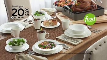 Kohl's TV Spot, 'Cozy Must Haves, Holiday Decor and Food Network' - Thumbnail 8