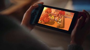 Nintendo Switch TV Spot, 'Brie Larson Plays Her Favorite Games: Animal Crossing: New Horizons' - Thumbnail 8