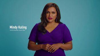 Pancreatic Cancer Action Network TV Spot, 'Mindy Kaling Pancreatic Cancer Awareness Month'