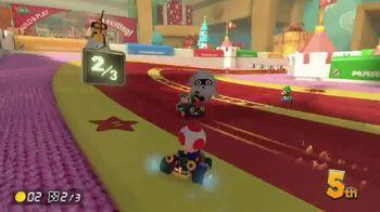 Nintendo TV Spot, 'Awkwafina Plays Mario Kart 8 Deluxe' Featuring Awkwafina - Thumbnail 4