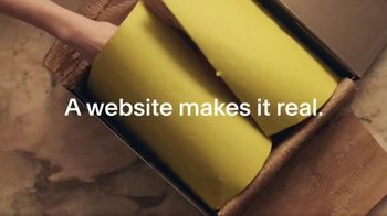 Squarespace TV Spot, 'All You Need to Launch a Celebrated Art Career' - Thumbnail 6