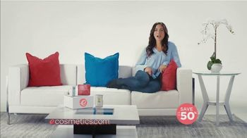 eCosmetics TV Spot, \'Save Up to 50% and Free Gift\'