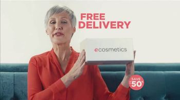 eCosmetics TV Spot, 'Save Up to 50% and Free Gift' - Thumbnail 9