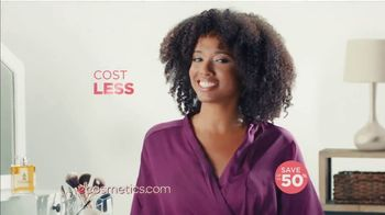 eCosmetics TV Spot, 'Save Up to 50% and Free Gift' - Thumbnail 6