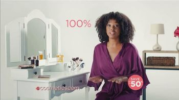 eCosmetics TV Spot, 'Save Up to 50% and Free Gift' - Thumbnail 8