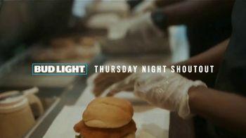 EatOkra TV Spot, 'Emerald City Fish & Chips: Bud Light Thursday Night Shoutout' - Thumbnail 4