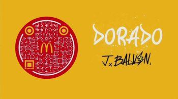 McDonald's App TV Spot, 'Disfrtua Dorado' canción de J Balvin [Spanish] - 12 commercial airings