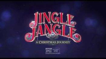 Netflix TV Spot, 'Jingle Jangle: A Christmas Journey' canción de Usher [Spanish] - Thumbnail 8