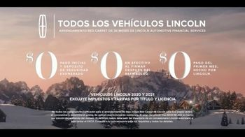 Lincoln Wish List Sales Event TV Spot, 'Arte de volar'  [Spanish] [T2] - Thumbnail 10