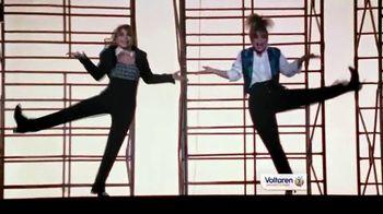 Voltaren TV Spot, 'El placer de moverse' con Paula Abdul [Spanish] - 16 commercial airings