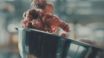 Buffalo Wild Wings TV Spot, 'Marry a Honey BBQ Wing: Takeout and Delivery'