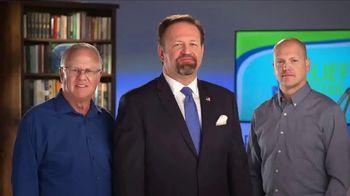 Relief Factor 3-Week Quickstart TV Spot, 'Joe' Featuring Sebastian Gorka - 6 commercial airings