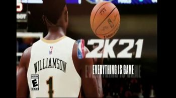 NBA 2K 21 TV Spot, 'Next-Gen Game Reveal ' Song by Run the Jewels - Thumbnail 9