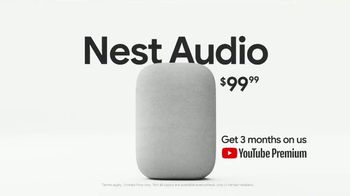 Google Nest Audio TV Spot, 'Whole Home Funkifier: Kitchen: YouTube Premium' - Thumbnail 10