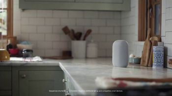 Google Nest Audio TV Spot, 'Whole Home Funkifier: Kitchen: YouTube Premium' - Thumbnail 2