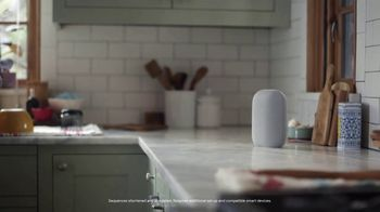 Google Nest Audio TV Spot, 'Whole Home Funkifier: Kitchen: YouTube Premium' - Thumbnail 3