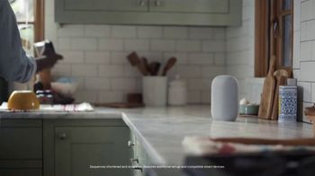 Google Nest Audio TV Spot, 'Whole Home Funkifier: Kitchen: YouTube Premium' - Thumbnail 4