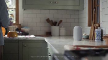 Google Nest Audio TV Spot, 'Whole Home Funkifier: Kitchen: YouTube Premium' - Thumbnail 5