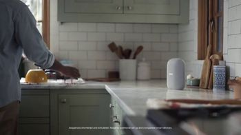 Google Nest Audio TV Spot, 'Whole Home Funkifier: Kitchen: YouTube Premium' - Thumbnail 6