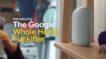 Google Nest Audio TV Spot, 'Whole Home Funkifier: Kitchen: YouTube Premium' - Thumbnail 8