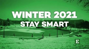 Eastern Michigan University TV Spot, 'Winter 2021 Stay Smart Semester' - Thumbnail 3