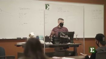Eastern Michigan University TV Spot, 'Winter 2021 Stay Smart Semester' - Thumbnail 5