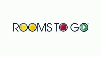 Rooms to Go Holiday Sale TV Spot, '$1,355 Bedroom Sets' - Thumbnail 1