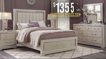Rooms to Go Holiday Sale TV Spot, '$1,355 Bedroom Sets' - Thumbnail 4