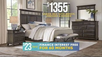 Rooms to Go Holiday Sale TV Spot, '$1,355 Bedroom Sets' - Thumbnail 6
