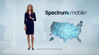 Spectrum Mobile TV Spot, 'Switch and Save up to 40%' - Thumbnail 1