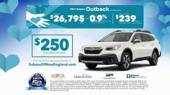 Subaru Share the Love Event TV Spot, 'Winter Wonderland' [T2] - Thumbnail 10