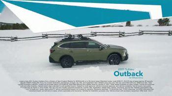 Subaru Share the Love Event TV Spot, 'Winter Wonderland' [T2] - Thumbnail 6