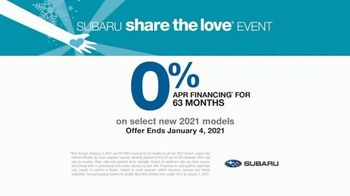 Subaru Share the Love Event TV Spot, 'Above the Competition' [T2] - Thumbnail 10