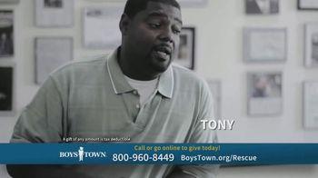 Boys Town TV Spot, 'Founded' - Thumbnail 2