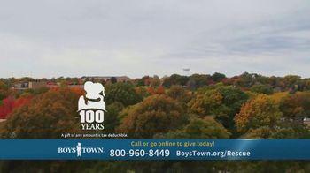 Boys Town TV Spot, 'Founded' - Thumbnail 6