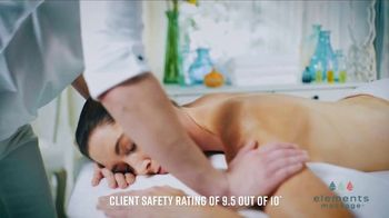 Elements Massage Holiday Gift Card Sale TV Spot, 'Buy One, Get One 50% Off' - Thumbnail 5