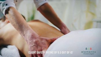 Elements Massage Holiday Gift Card Sale TV Spot, 'Buy One, Get One 50% Off' - Thumbnail 6