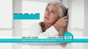 Capillus Cool Winter Sale TV Spot, 'Treat Hair Loss At Home: $500' - Thumbnail 2