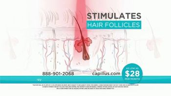 Capillus Cool Winter Sale TV Spot, 'Treat Hair Loss At Home: $500' - Thumbnail 4