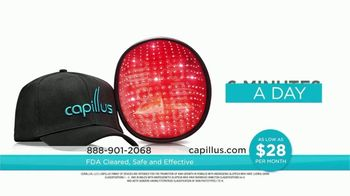 Capillus Cool Winter Sale TV Spot, 'Treat Hair Loss At Home: $500' - Thumbnail 6