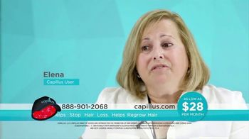 Capillus Cool Winter Sale TV Spot, 'Treat Hair Loss At Home: $500' - Thumbnail 7