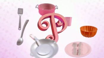 Disney Princess Style Collection Gourmet Smart Kitchen TV Spot, 'Bacon and Pancakes' - Thumbnail 2