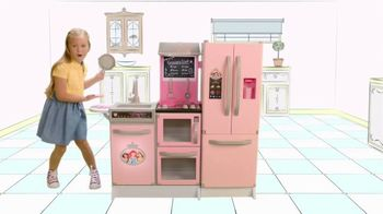 Disney Princess Style Collection Gourmet Smart Kitchen TV Spot, 'Bacon and Pancakes'