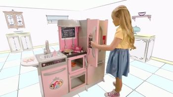 Disney Princess Style Collection Gourmet Smart Kitchen TV Spot, 'Bacon and Pancakes' - Thumbnail 7