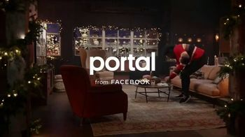 Portal from Facebook TV Spot, 'Holiday Stories With Leslie Jones' - Thumbnail 1