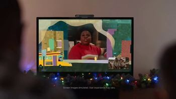 Portal from Facebook TV Spot, 'Holiday Stories With Leslie Jones' - Thumbnail 3